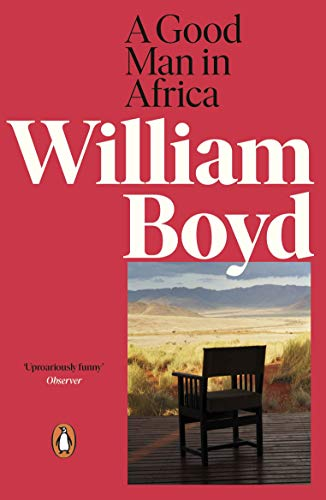 A Good Man in Africa (English Edition)