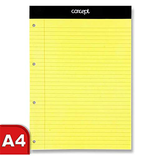 Premier Stationery A4 50 Sheets Legal Pad