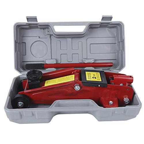 Cric idraulico, martinetto idraulico da pavimento da 2 tonnellate Cric per auto...