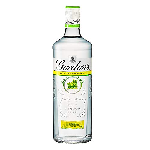 Gordon's Distilled Gin with a Spot of Elderflower  (1 x 0.7 l)