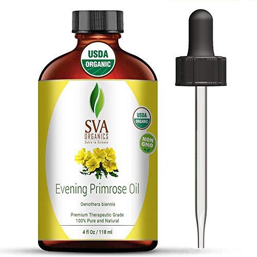 Evening Primrose Oil 4 oz(118 ml) 100% Pure Therapeutic Grade by...