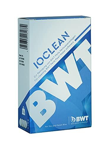BWT 18188 Ioclean Reinigungstabletten Faltschachtel a 4 Stück + 1 BIG WIPES Handreinigungstuch