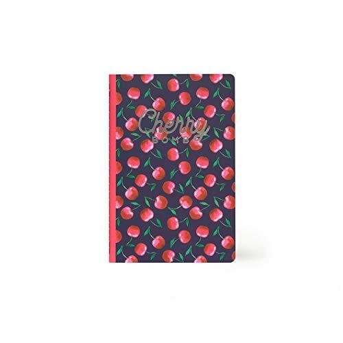Legami - Quaderno a righe - Medium - Foglio A5, Cherry