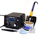 Best Soldering Stations - YIHUA 939D+ Professional 75W Digital Soldering Iron Station Review