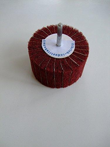 Fächerschleifer 80x50x6 mm Schleifpapier & Schleifvlies Korn 120-1 Stück