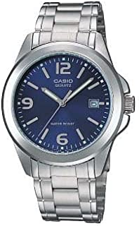 Casio Metal Fashion MTP-1215A-2ADF (CN) Blue