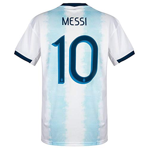 adidas Argentina Home Messi 10 Jersey 2019 2020 (Official Printing) - XL