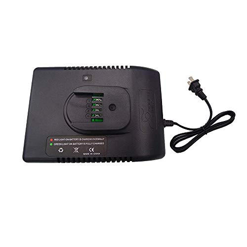 B-Y Li-Ion Battery Charger CTC620 Tool Charger 18V 2.0A Compatible with Snap On CTB6187 CTB6187 CTB6185 CTB4187 CTB4185 CTCFA620
