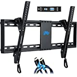 Mounting Dream Tilt TV Wall Mount Bracket for Most 37-70 Inches TVs, TV Mount with VESA up...