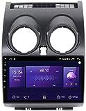 LL-SUNGIRL Car Stereo Radio para Nissan Qashqai 2006-2013 con Android GPS Navegación Pantalla táctil Bluetooth Multimedia WiFi USB Espejo Enlace