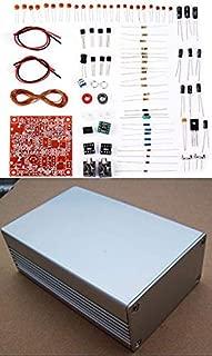 FidgetKute Forty-9er 3W HAM Radio QRP Kit CW Shortwave Radio Transmitter Receiver + case Show One Size