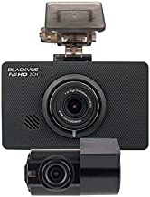 BlackVue DR490L 2CH 16GB Car Black Box/Car DVR Recorder Built-in LCD Screen Full HD, G Sensor, 16GB SD Card Included, Upto 128GB Support
