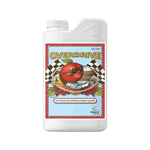 Advanced Nutrients Overdrive 1 Liter Blütebooster