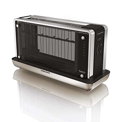 Morphy Richards 228000EE Redefine Grille pain 1 fente, 2000 W, 1.5 liters, Noir