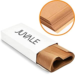 Precut Parchment Paper for Baking, Unbleached Brown (12 x 16 In, 200 Sheets) |