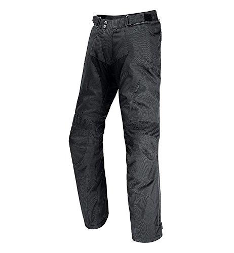 IXS Nima Evo Damen Textilhose schwarz, Größe KXL