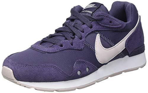 Nike Wmns Venture Runner, Scarpe da Corsa Donna, Dk Raisin/Platinum Violet-White, 41 EU