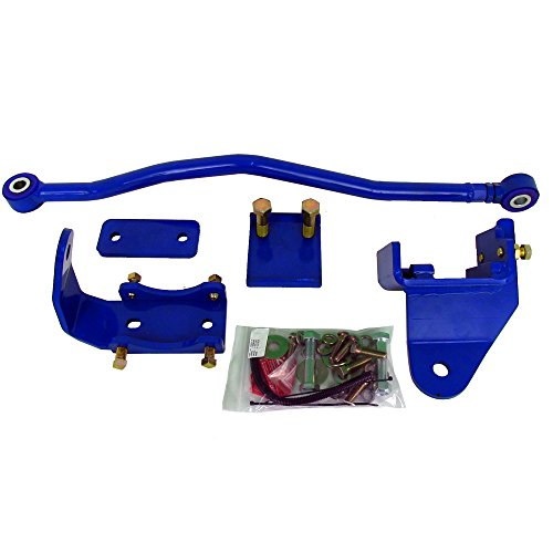 SuperSteer SS450 Rear Trac Bar Compatible with Ford E450