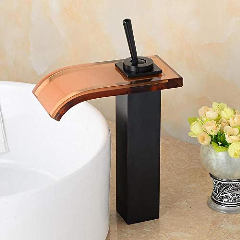 Wasserhahn Waschtischarmatur Bad Becken Wasserhahn Heien Und Kalten Becken Wasserfall Wasserhahn Badezimmer Ware Waschbecken Wasserhahn