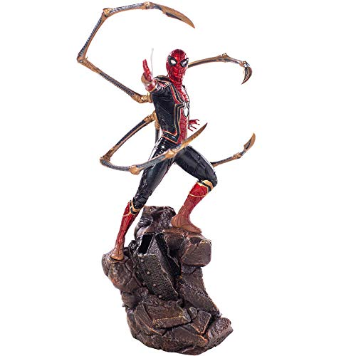 Iron Studios Netaddiction Marvel Avengers Infinity War Iron Spider Man Bds 1/10 Art 25 cm Statua - StatuaStatua