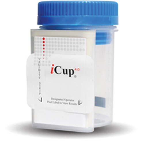 Purchase Instant Technologies iCup AD 5 Panel Test Cup - CLIA Waived - Model I-DUA-157-023 - Box of ...
