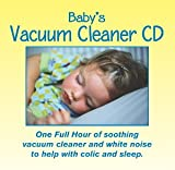 Baby's Vacuum Cleaner: Vacuum Cleaner Sound CD