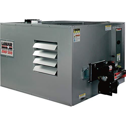 Lanair Ductable Waste Oil Heater - 300,000 BTU,...