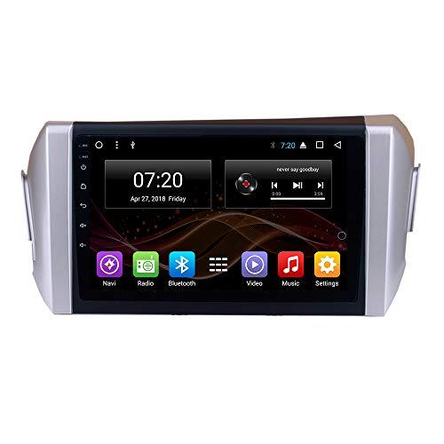 Android 7.1/8.1 Octa Core Car DVD Radio GPS Navigation