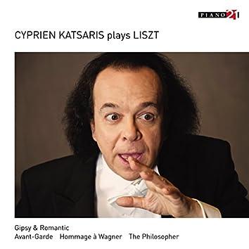 Cyprien Katsaris Plays Liszt - Vol. 1