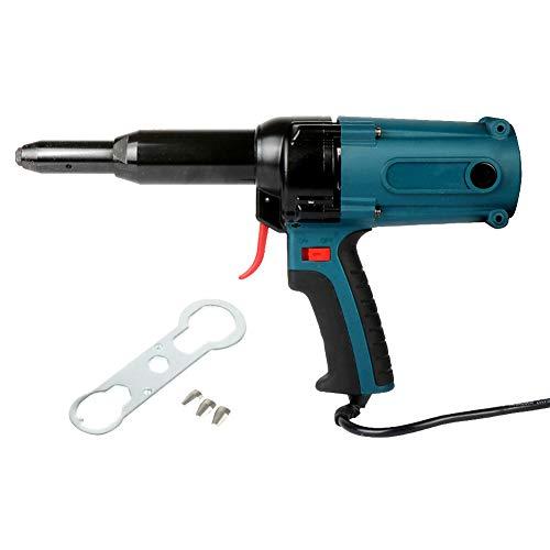 400W 220V eléctrico remachadora Remache de pistola, herramienta eléctrica remachadora Industrial y...