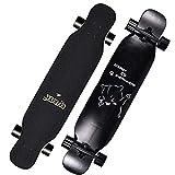 LJHBC Skateboard Komplett Board Double Kick Dance Board 42,5 Zoll...
