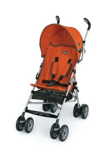 Chicco Capri Lightweight Stroller, Tangerine