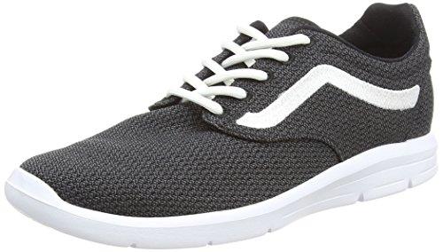 Vans Unisex-Erwachsene Iso 1.5 Sneaker, Schwarz (Mesh), 38 EU