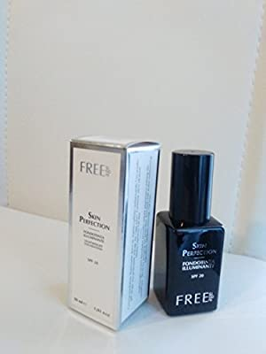 Lightweight Foundation Skin Perfection FREE AGE - 30 ML - Shade 01