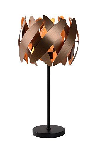 Lucide VIVANA - Lampe De Table - Ø 30 cm - Cuivre