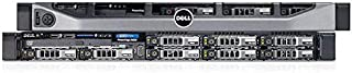 Entry Level Dell PowerEdge R620 Server | 2X 2.00GHz 12 Cores | 16GB | H310 | 2X 600GB (Renewed)