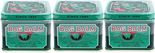 Bag Balm  8 Ounce Tins  3 Pack