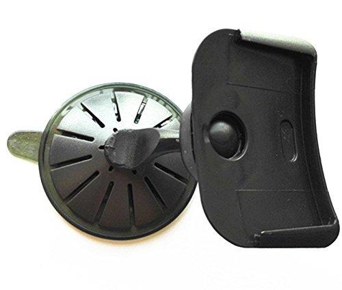 Fengh Noir de remplacement de voiture pare-brise support GPS Aspiration pour TomTom One XL