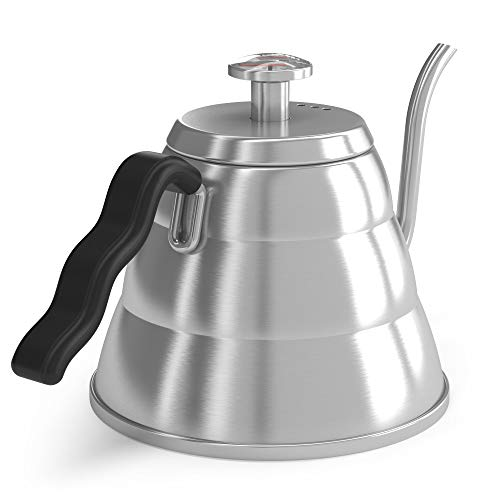 Pour OverGooseneck Kettle by Coffee Gator