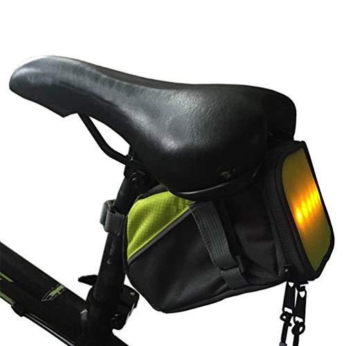 SACOCHES de Selle de Vélo, à Outils pour Paquet de Queue, Indicateur LED sous Le Siège Pack Imperméable De Vélo