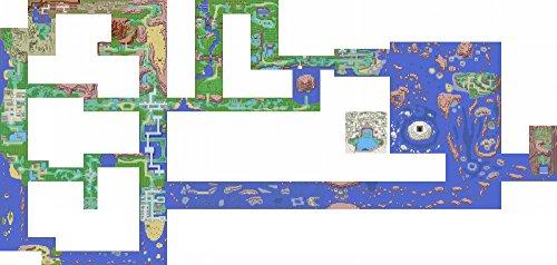 Het Museum Outlet grafieken van - PK Pokemon RS Hoenn Map - A3 Poster Print