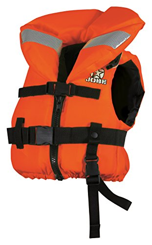 JOBE Comfort Boating Vest Orange ISO 2020