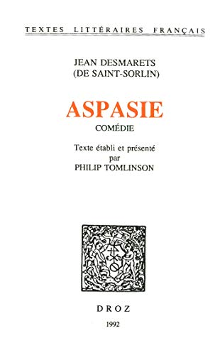 Aspasie : comédie (French Edition)