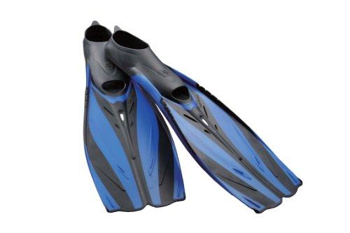 TUSA Sport Unisex-Adult Schnorchelflossen Platina, Blue, 44/45