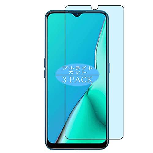 VacFun 3 Piezas Filtro Luz Azul Protector de Pantalla, compatible con HUAWEI HONOR Play 20, Screen Protector Película Protectora(Not Cristal Templado)