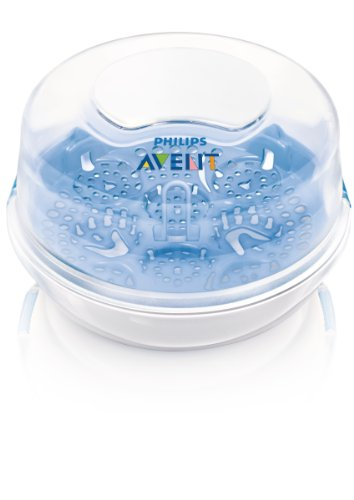 Philips Avent Microwave Steam Steriliser - SCF281/02