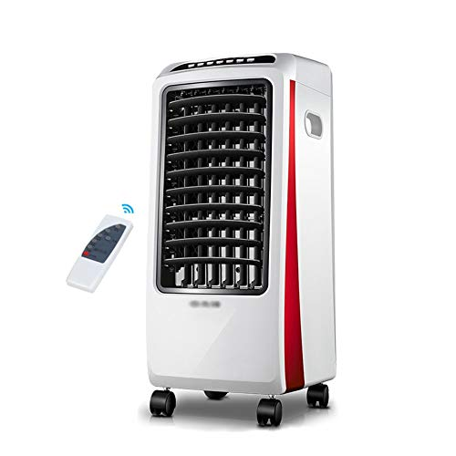 JYSD Portable Air Conditioner Personal Air Conditoner Evaporative Cooler Purifying Air Humidification Wide Angle Air Supply