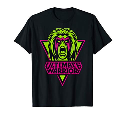 WWE Ultimate Logo Face T-Shirt
