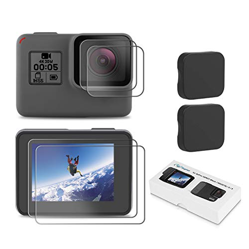 Kupton Accessori Kit per GoPro Hero7 Black /2018/6/5 (Kupton Accessori Kit per GoPro Hero7 Black /2018/6/5 …)