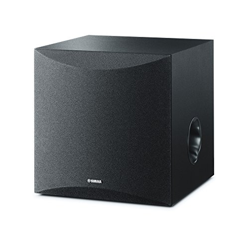 Yamaha 8' 100W Powered Subwoofer - Black (NS-SW050BL)